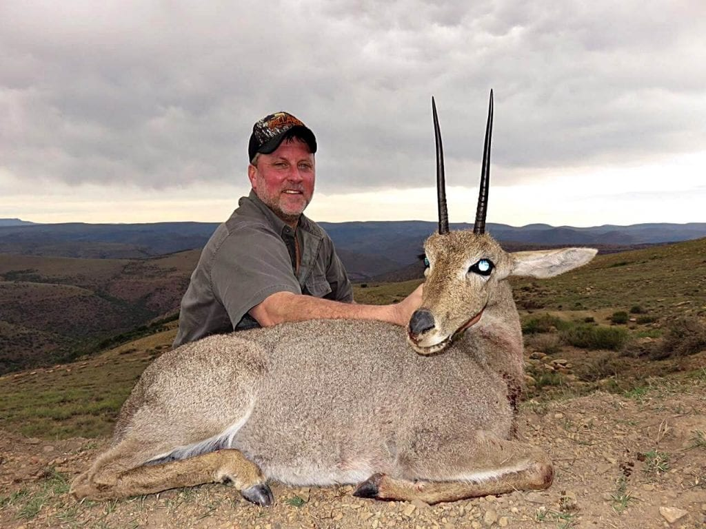 Hunting Vaal Rhebuck in the high country